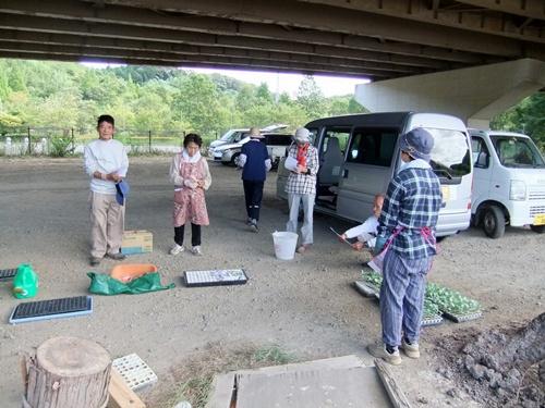 2013.8.18 女子会で種蒔き(研修会) 002 (1)