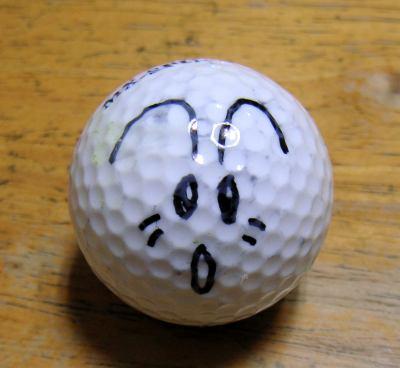 つぶ鹿のボール