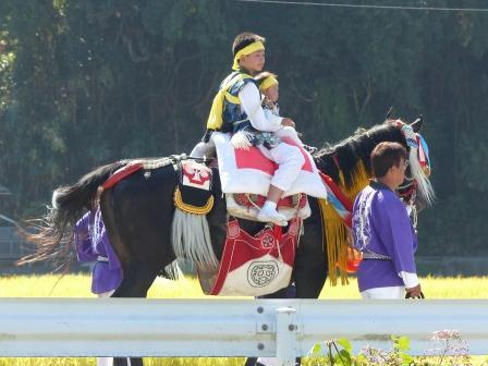 菊間祭 お旅所行列 2