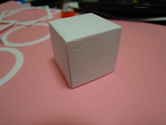 六面体展開図(4)