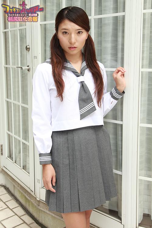 [COS-04]フェチコスヒロイン・秋元美穂 桃尻狂化合宿