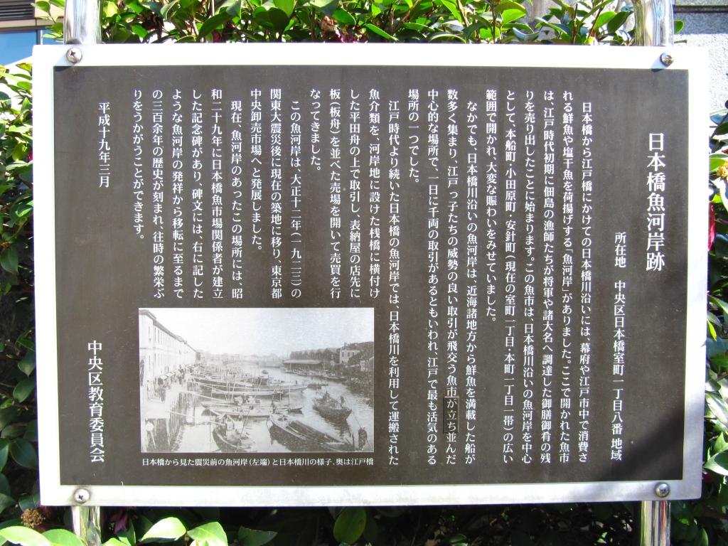 日本橋北詰 (4)