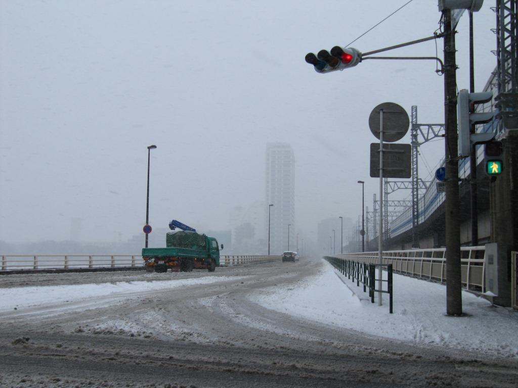 雪の散歩 (5)
