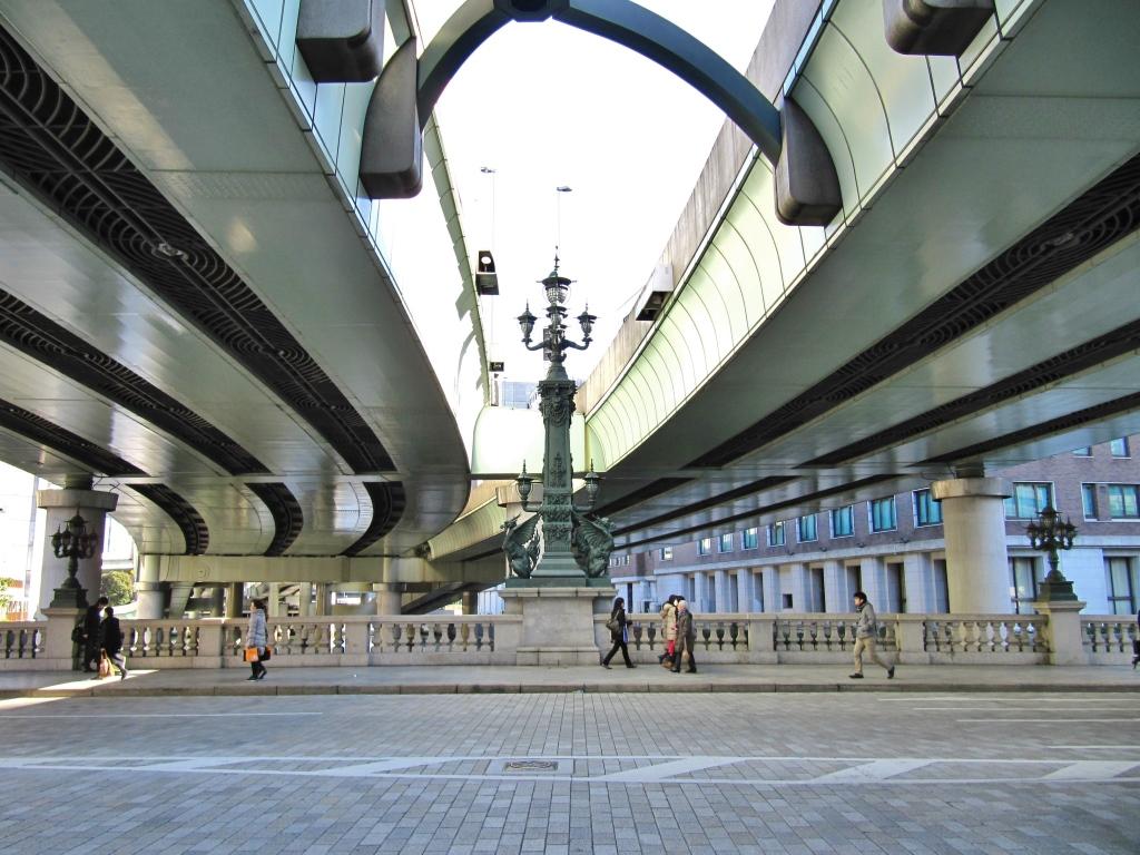 日本橋橋上 (6)