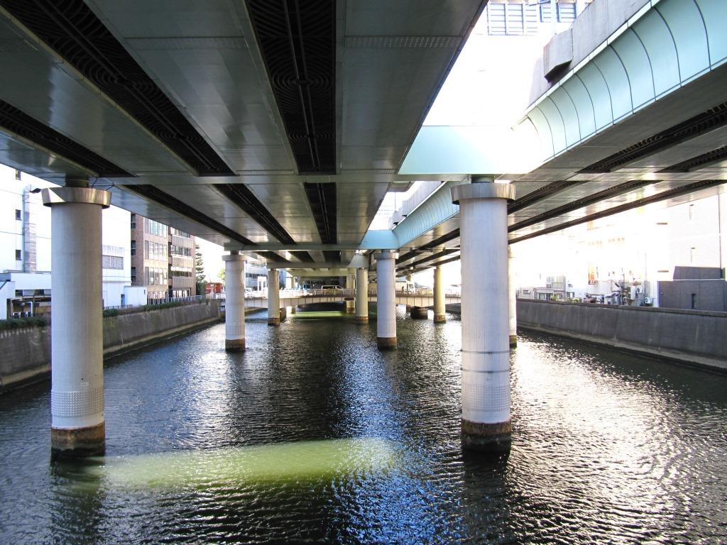 日本橋橋上 (8)