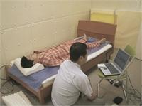 睡眠環境商品の性能測定・評価