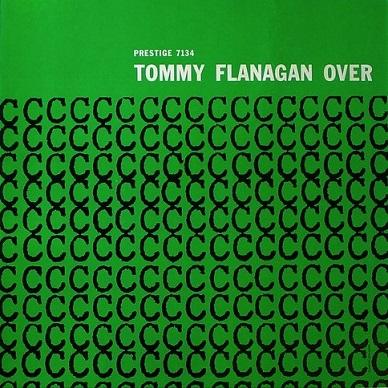 Tommy Flanagan Overseas Prestige PRLP 7134
