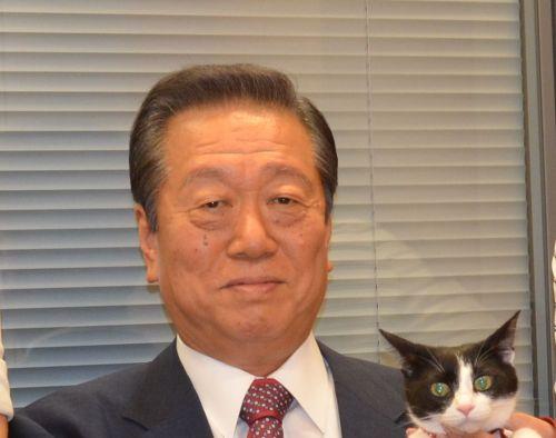 500小沢一郎先生とジャンヌ