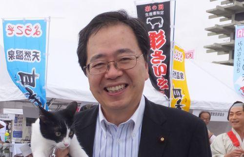 衆議院議員 斎藤哲夫先生 - コピー