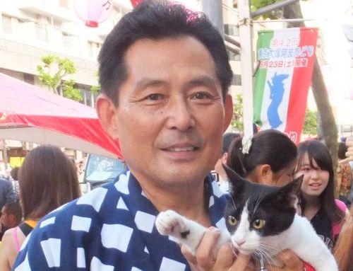 豊島区議会議員 磯一昭先生