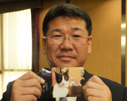 奈良県五條市大田好紀市長