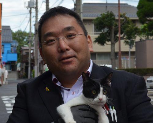 足立区議会議員 市川おさと先生 アップ2