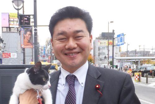 さいたま市議会議員 渋谷佳孝先生