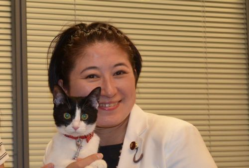 500小宮山先生とジャンヌ
