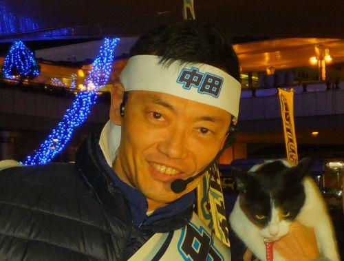 500中田弘前衆議院議員500中田元横浜市長