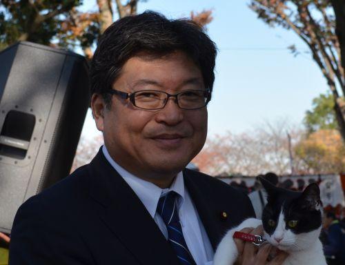 萩生田光一先生 東京24区