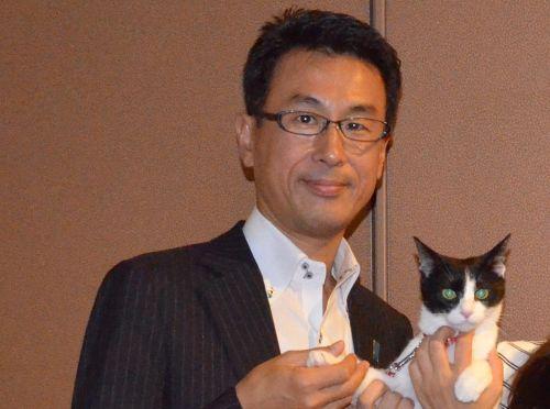 長尾敬先生 大阪14区