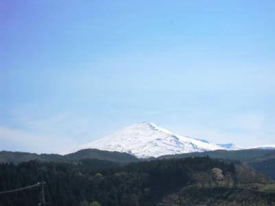 鳥海山2594