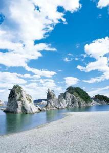 陸中海岸国立公園(浄土ヶ浜)