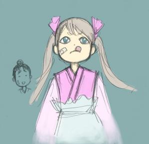 テキトー織姫ちゃん