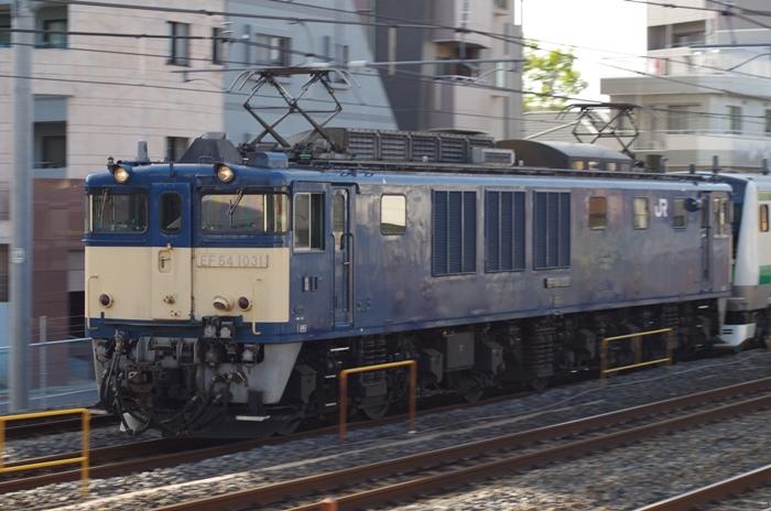 EF64-1031+E233-7000_1