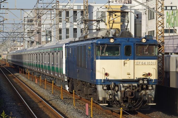 EF64-1031+E233-7000_2