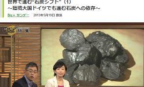 NHKエコチャンネル「Biz+サンデー」