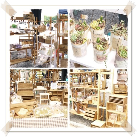 green garden market①