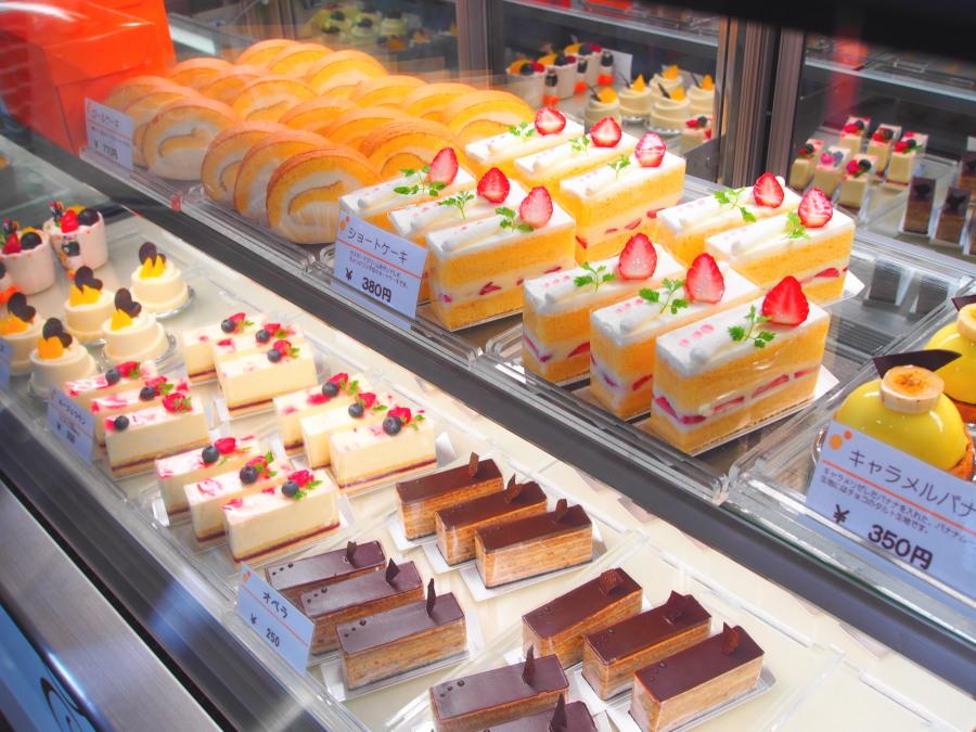 ケーキちゃん達