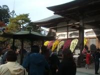 中尊寺リハビリの菊祭り&紅葉2014-11-10-082