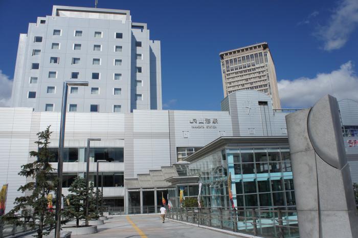 山形城編 山形駅