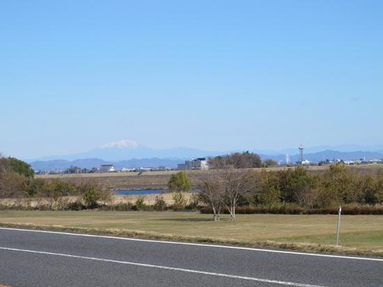 クレール平田から長良川