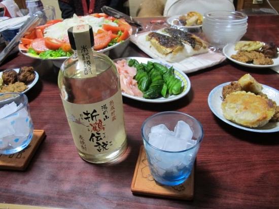 焼き鯖寿司、レンコン料理各種
