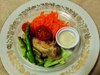 8.25 KINO サラダ
