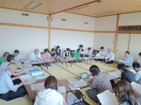 20130523鎌ケ谷市放射線対策室との意見交換会