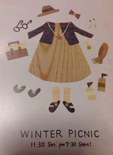 WINTER PICNIC 01