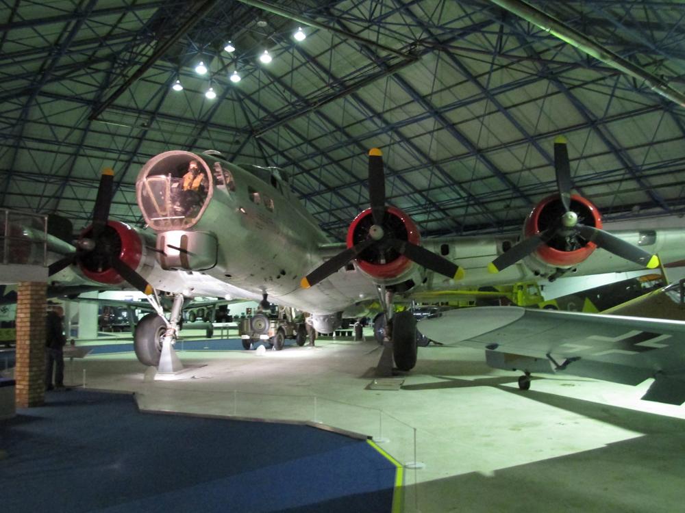 イギリス空軍博物館 033-2
