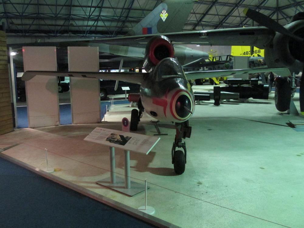 イギリス空軍博物館 035-1