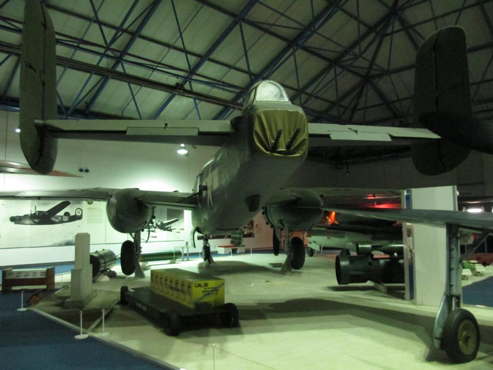イギリス空軍博物館 034-3