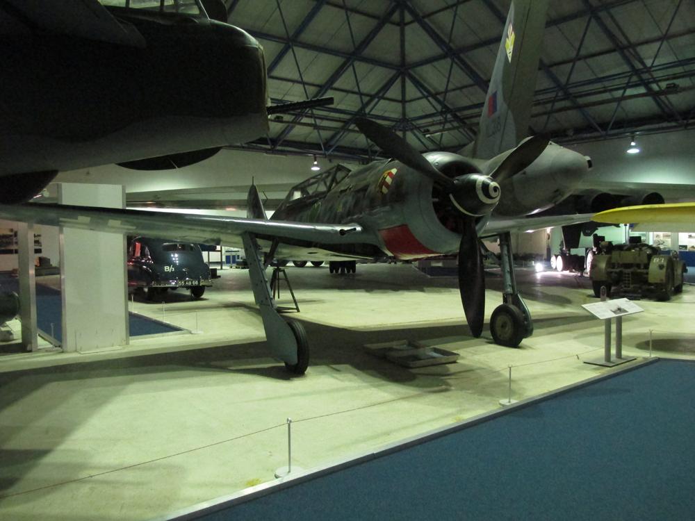 イギリス空軍博物館 036-3