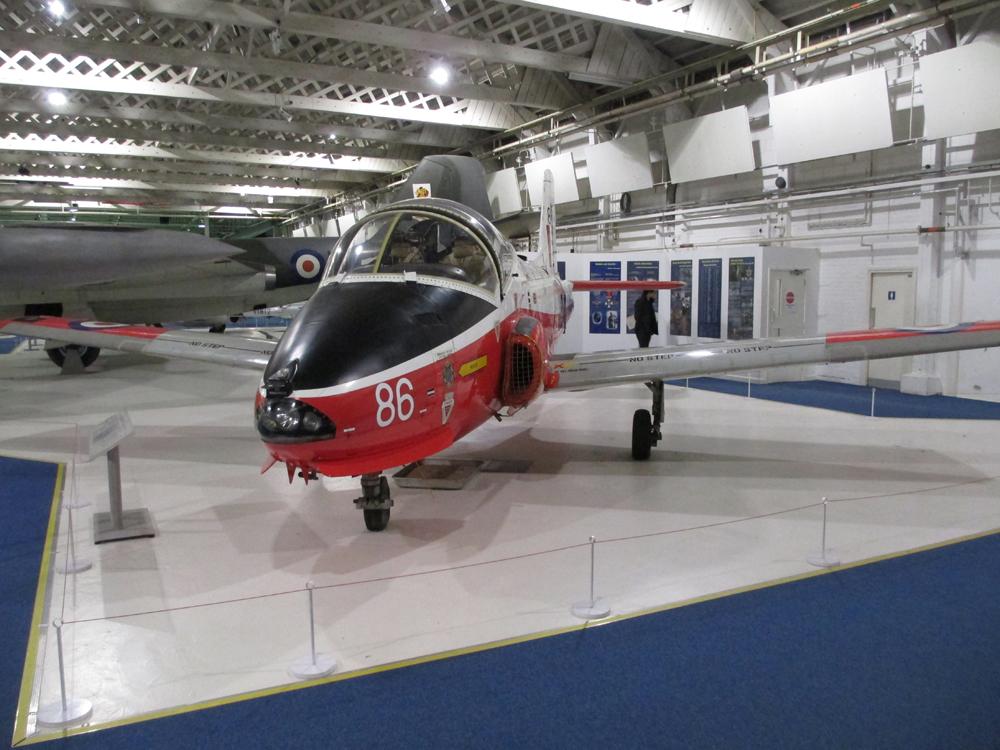 イギリス空軍博物館 042