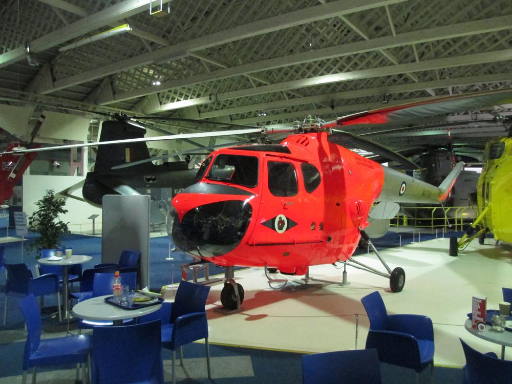 イギリス空軍博物館 045
