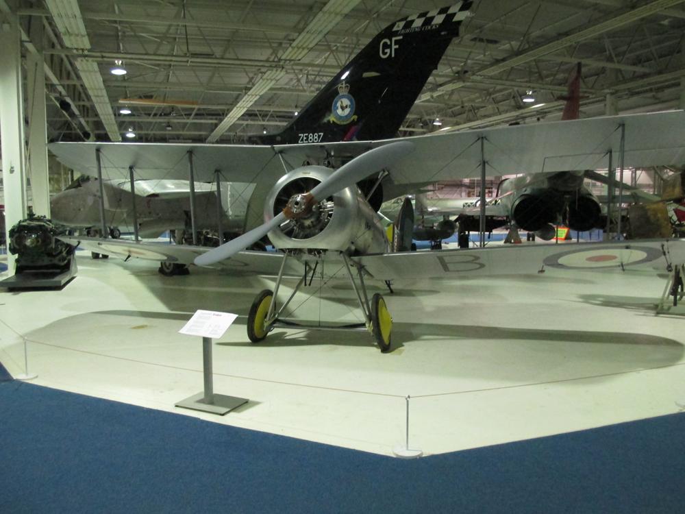 イギリス空軍博物館 055-2