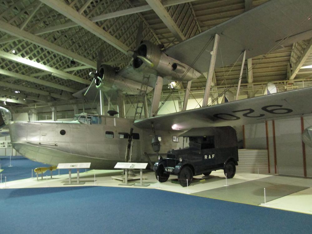 イギリス空軍博物館 058-1