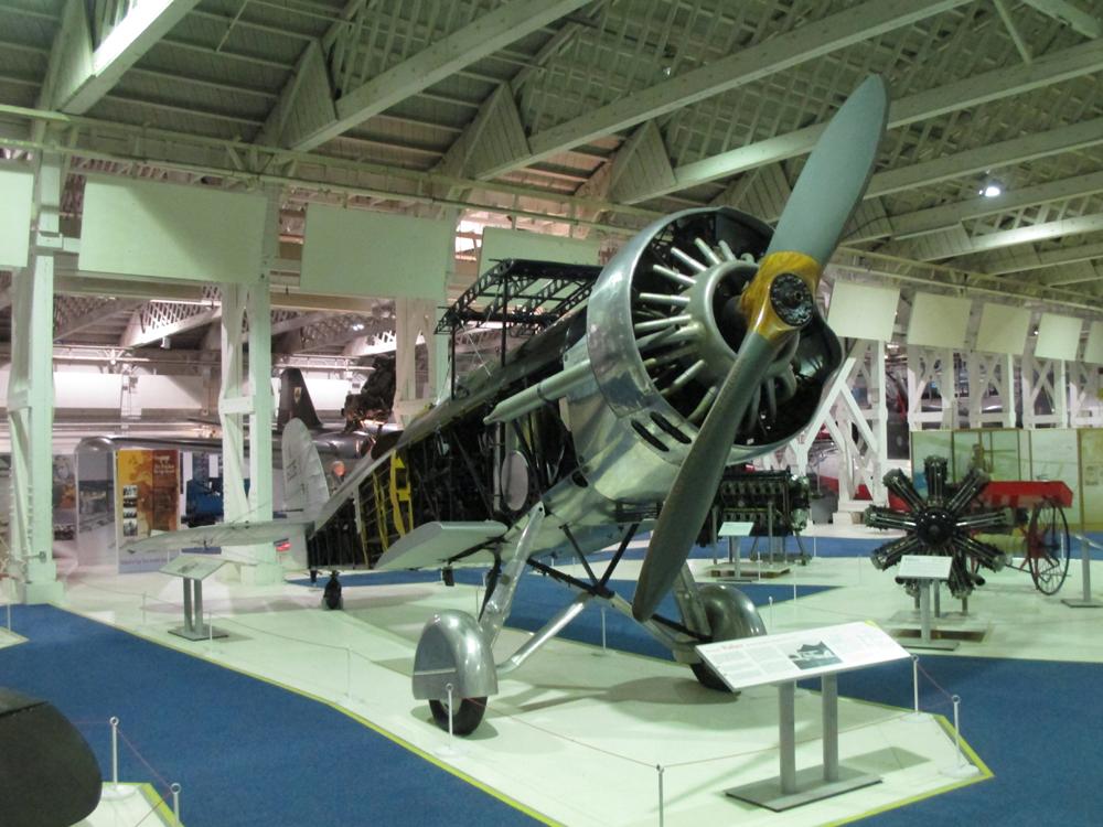 イギリス空軍博物館 062