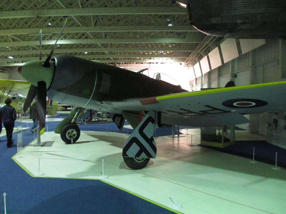 イギリス空軍博物館 064-3