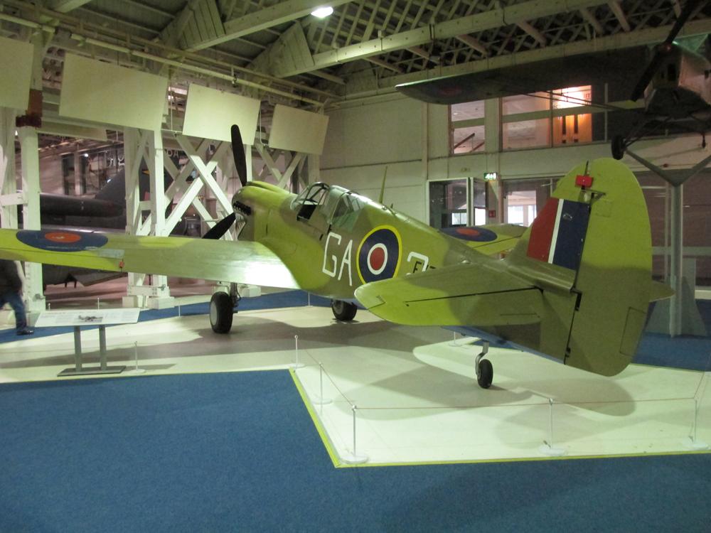イギリス空軍博物館 066-1