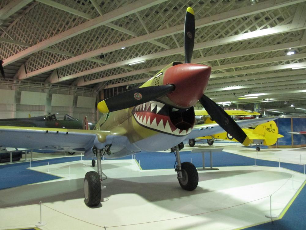 イギリス空軍博物館 066-3