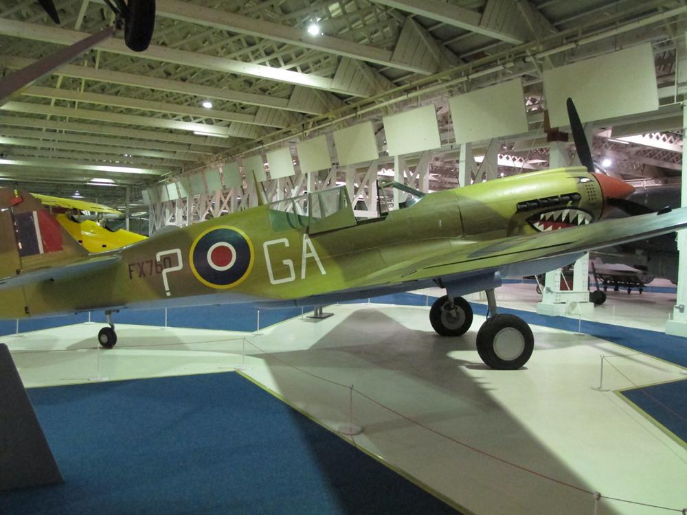 イギリス空軍博物館 066-4