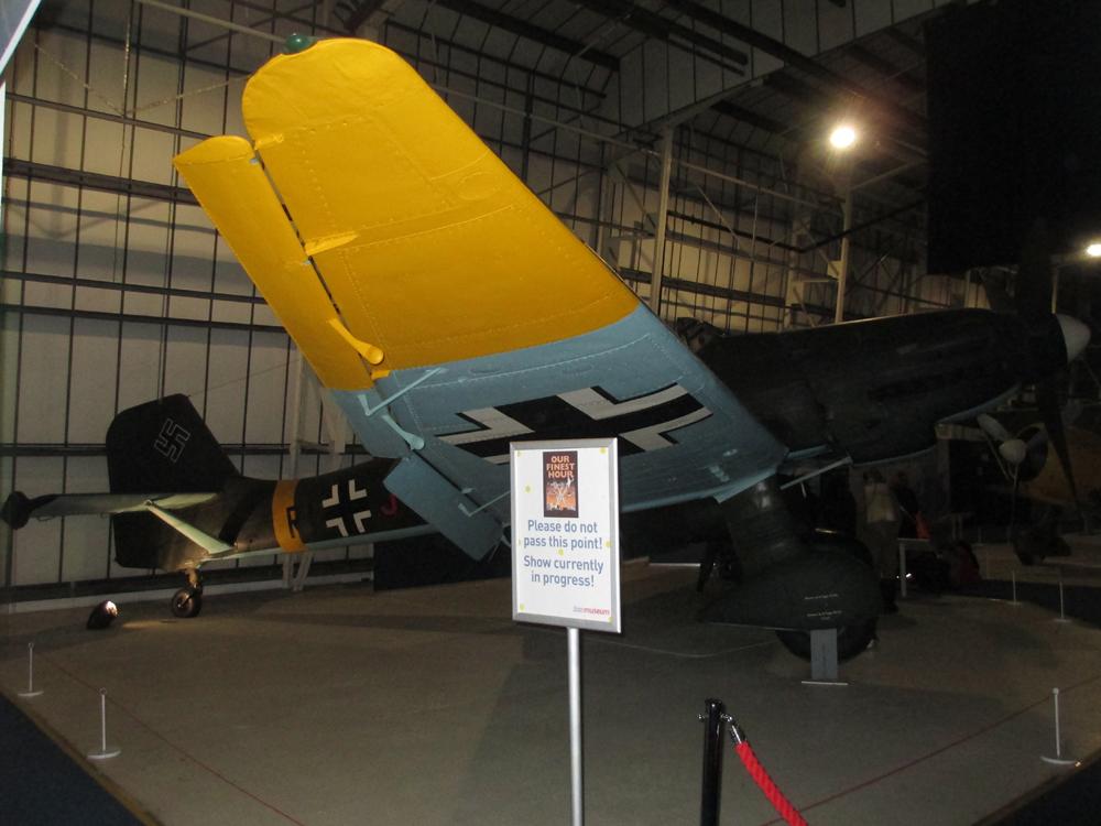 イギリス空軍博物館 071-1